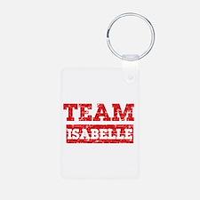 Team Isabelle Keychains