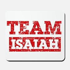 Team Isaiah Mousepad