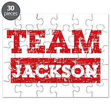 Team Jackson Puzzle