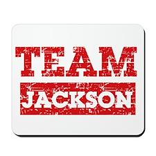 Team Jackson Mousepad