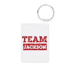 Team Jackson Keychains
