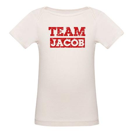 Team Jacob Organic Baby T-Shirt