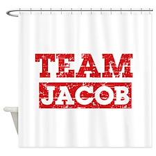 Team Jacob Shower Curtain