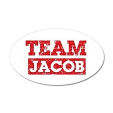 Team Jacob Wall Sticker