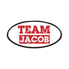 Team Jacob Patches