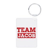 Team Jacob Keychains