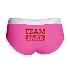 Team Jake Women's Boy Brief
