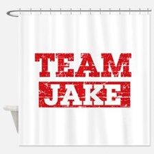 Team Jake Shower Curtain