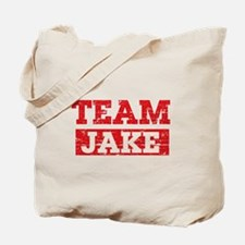 Team Jake Tote Bag