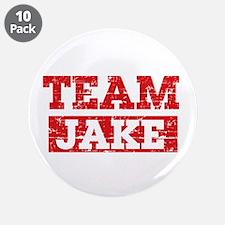 "Team Jake 3.5"" Button (10 pack)"
