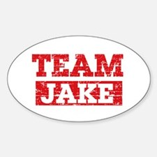 Team Jake Decal