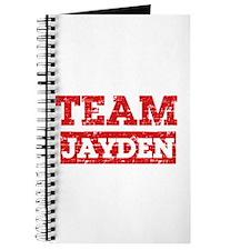 Team Jayden Journal