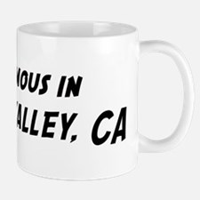 Famous in Coyote Valley Mug