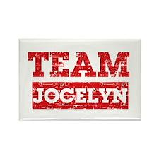 Team Jocelyn Rectangle Magnet