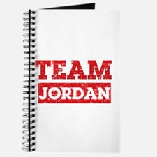 Team Jordan Journal