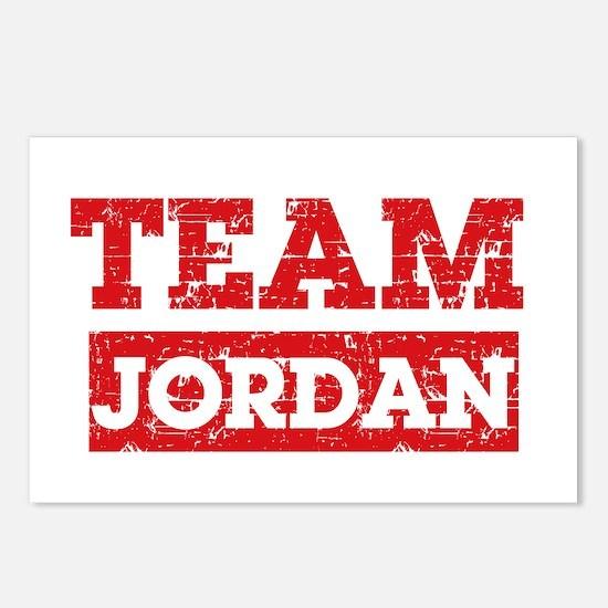 Team Jordan Postcards (Package of 8)