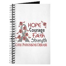Hope Courage 3 Parkinson's Journal