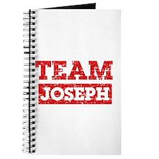 Team Joseph Journal