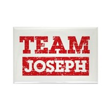 Team Joseph Rectangle Magnet (100 pack)