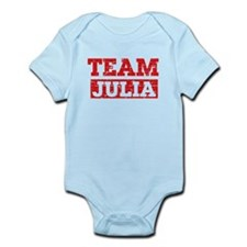Team Julia Infant Bodysuit