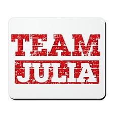Team Julia Mousepad