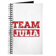 Team Julia Journal