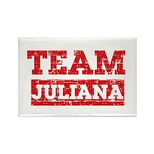 Team Juliana Rectangle Magnet