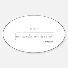 ramanujan equation Decal