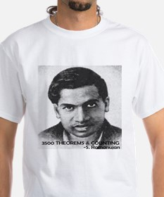 ramanujan 3500 theorems and counting Shirt