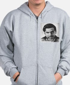 ramanujan 3500 theorems and counting Zip Hoodie