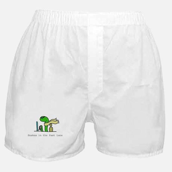 Fast Lane Boxer Shorts