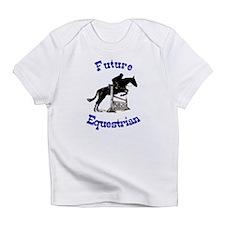 Cute Future Equestrian Horse Infant T-Shirt