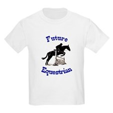 Cute Future Equestrian Horse T-Shirt
