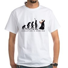 evolution dancing couple Shirt