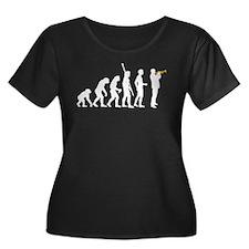 evolution trumpet player T