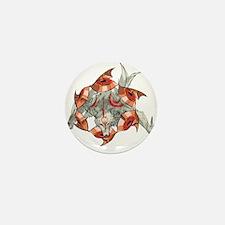 Amaterasu Mini Button