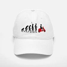 evolution scooter Baseball Baseball Cap
