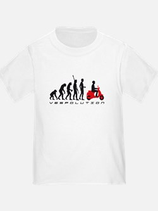 evolution scooter T