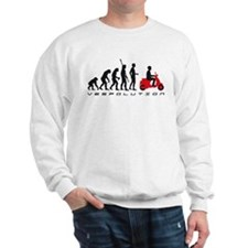evolution scooter Sweater