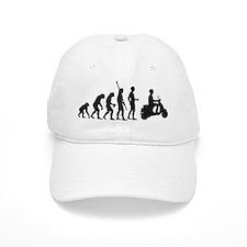 evolution scooter Baseball Cap