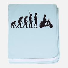 evolution scooter baby blanket
