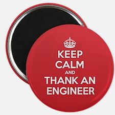 K C Thank Engineer Magnet