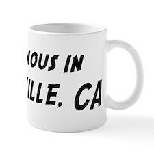 Famous in Forestville Mug