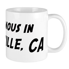 Famous in Forestville Small Small Mug