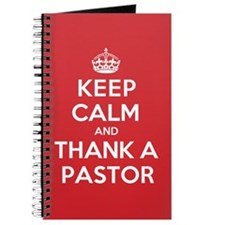 K C Thank Pastor Journal