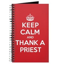 K C Thank Priest Journal