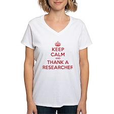 K C Thank Researcher Shirt