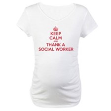 K C Thank Social Worker Shirt