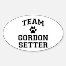 Team Gordon Setter Decal