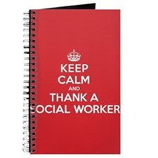 K C Thank Social Worker Journal